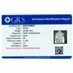 Lab Tested 28.500 Gram Natural Crystal Shree Lakshmi Idols