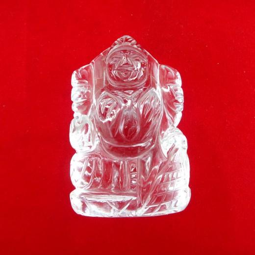 Lab Tested 54.000 Gram Natural Crystal Idols