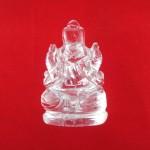 Lab Tested 51.000 Gram Natural Crystal Shree Ganesha Idols