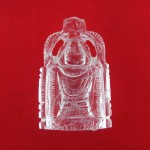 Lab Tested 45.000 Gram Natural Crystal Shree Tirupati Balaji Statue Idols