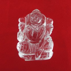 Lab Tested 46.000 Gram Natural Lakshmi Crystal Idols