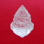Lab Tested 58.000 Gram Natural Crystal Shree Yantra | Sphatik Shri Yantra | Shree Maha Laxmi Yantra