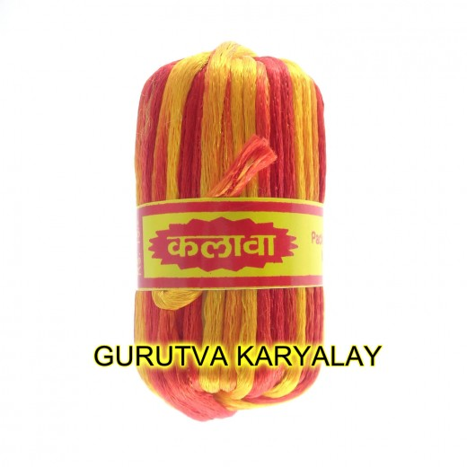 Mauli Kalawa Thread Raksha Sutra Model : D4