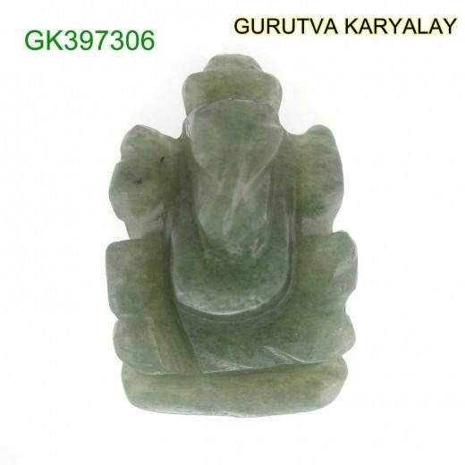 Beautiful Natural Gemstone Ganesha 34.55 CT BEST Ganesh