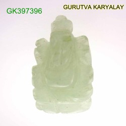 Beautiful Natural Gemstone Ganesha 32.40 CT BEST Ganesh