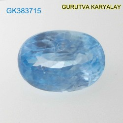 RATTI-4.66 (4.22ct) BLUE ZIRCON