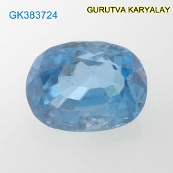RATTI-5.71 (5.17ct) BLUE ZIRCON
