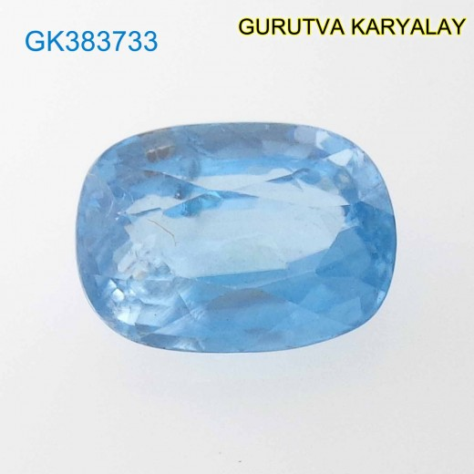 RATTI-5.53 (5.01ct) BLUE ZIRCON