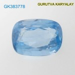 RATTI-4.80 (4.35ct) BLUE ZIRCON