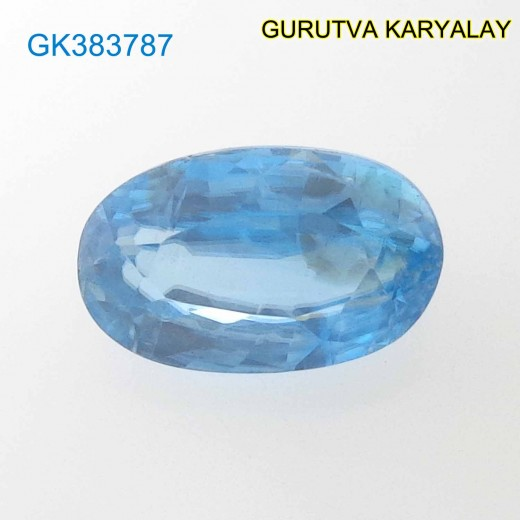 RATTI-5.45 (4.94ct) BLUE ZIRCON