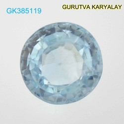 RATTI-5.83 (5.28ct) BLUE ZIRCON