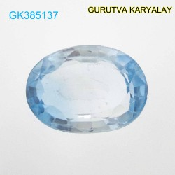 RATTI-5.85 (5.30ct) BLUE ZIRCON