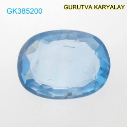 RATTI-4.81 (4.36ct) BLUE ZIRCON