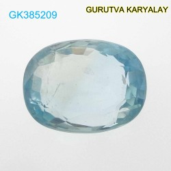 RATTI-6.60 (5.98ct) BLUE ZIRCON