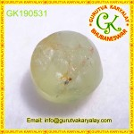 Ratti:3.31(3.00Ct) Chrysoberyl Cats Eye