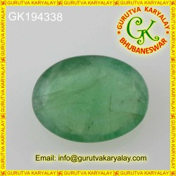 Ratti-4.87 (4.42 ct) Natural Green Emerald