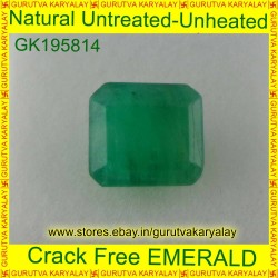 Ratti-3.20(2.89 ct) Natural Green Emerald