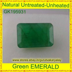 Ratti-4.15(3.75 ct) Natural Green Emerald