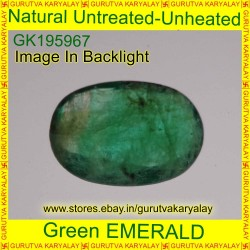 Ratti-3.29(3.00 ct) Natural Green Emerald