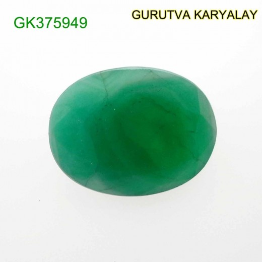 Ratti-7.09 (6.42 CT) Natural Green Emerald