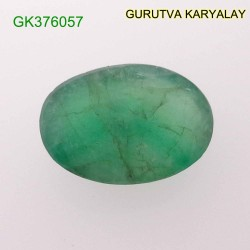 Ratti-3.77 (3.41 CT) Natural Green Emerald