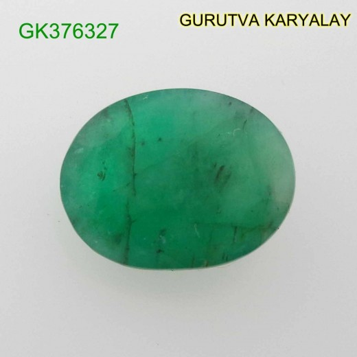 Ratti-4.81 (4.36 CT) Natural Green Emerald