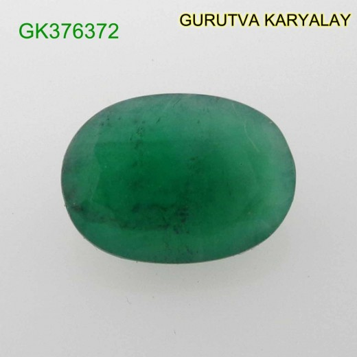 Ratti-5.33 (4.83 CT) Natural Green Emerald