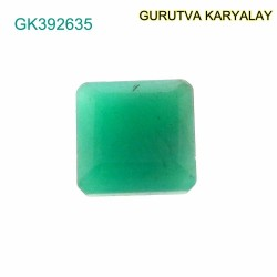 Ratti-4.32 (3.91 CT) Natural Green Emerald