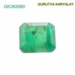 Ratti-3.70 (3.35 CT) Natural Green Emerald