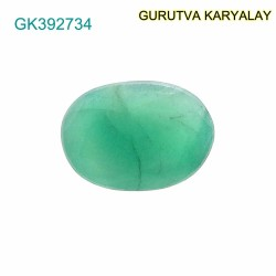Ratti-3.66 (3.31 CT) Natural Green Emerald