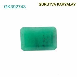 Ratti-4.16 (3.76 CT) Natural Green Emerald