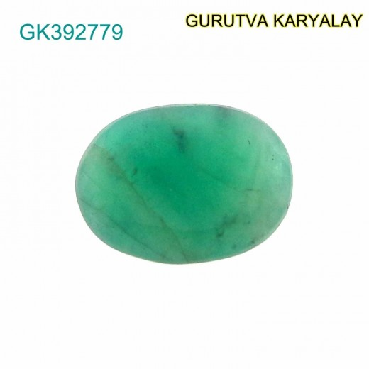 Ratti-4.55 (4.12 CT) Natural Green Emerald