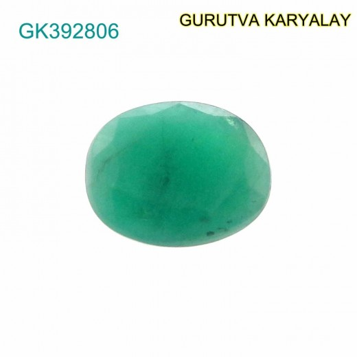 Ratti-4.07 (3.68 CT) Natural Green Emerald