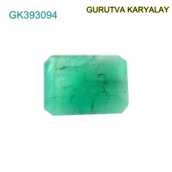 Ratti-3.68 (3.33 CT) Natural Green Emerald