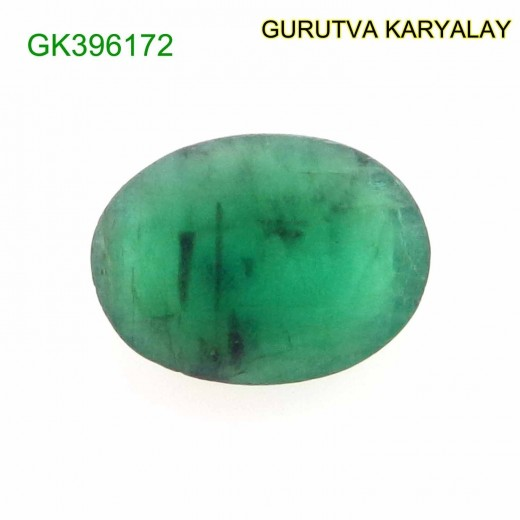 Ratti-3.41 (3.09 CT)  Natural Green Emerald