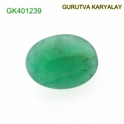 Ratti-3.74 (3.39 CT) Natural Green Emerald