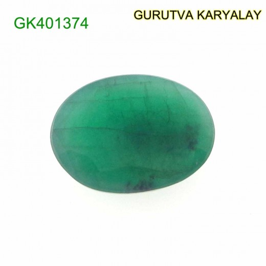 Ratti-5.08 (4.60 CT) Natural Green Emerald