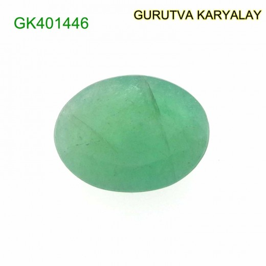 Ratti-4.65 (4.21 CT) Natural Green Emerald