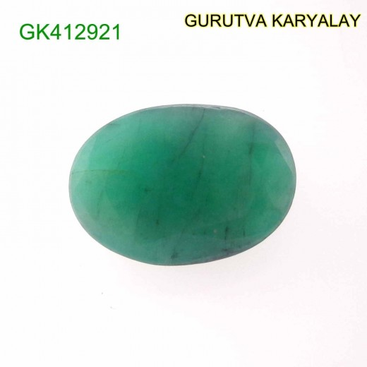 Ratti-6.57 (5.95 CT) Natural Green Emerald