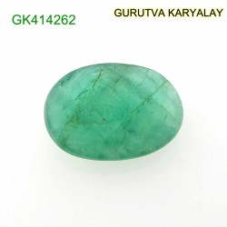 Ratti-3.75 (3.40 CT) Natural Green Emerald