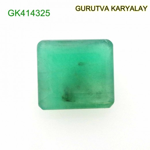 Ratti-3.37 (3.05 CT) Natural Green Emerald