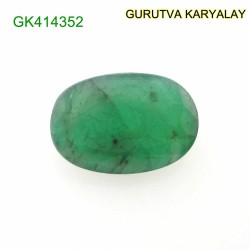 Ratti-3.63 (3.29 CT) Natural Green Emerald