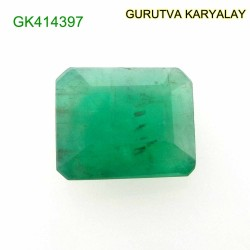 Ratti-4.17 (3.78 CT) Natural Green Emerald