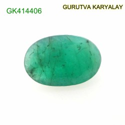 Ratti-4.14 (3.75 CT) Natural Green Emerald