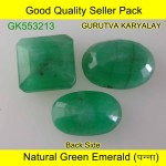 Ratti-10.45 (9.45 ct) Natural Green Emerald