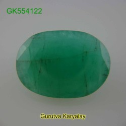Ratti-9.32 (8.45 ct) Natural Green Emerald