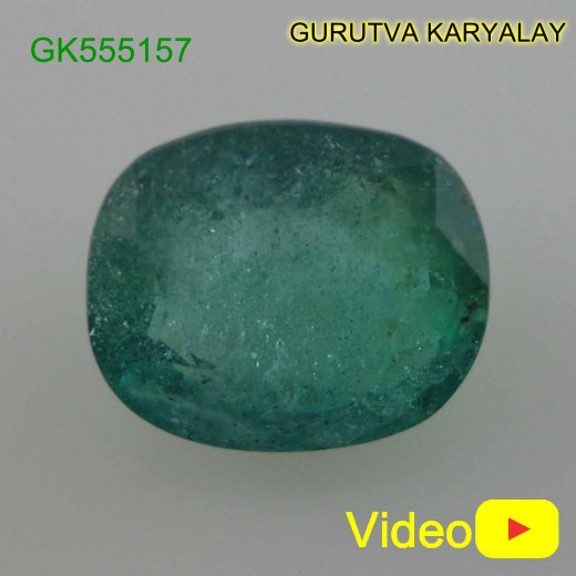 Ratti-6.85(6.22ct) Colombian Green Emerald