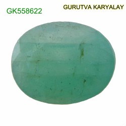 Ratti-3.79 (3.45 CT) Natural Green Emerald