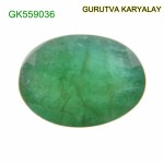 Ratti-5.50 (5.00 CT) Natural Green Emerald