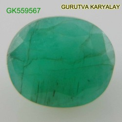 Ratti-4.15 (3.75 CT) Natural Green Emerald